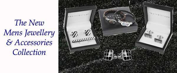 The New Mens Jewellery And Accessories Collection