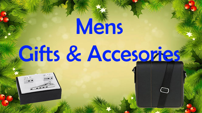 The Mens Quality Gift and Accesories Collection at Curiosity Corner
