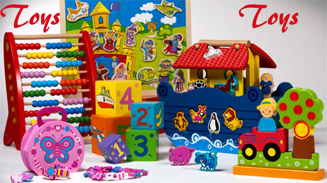 The Wooden Toy Collection at Curiosity Corner