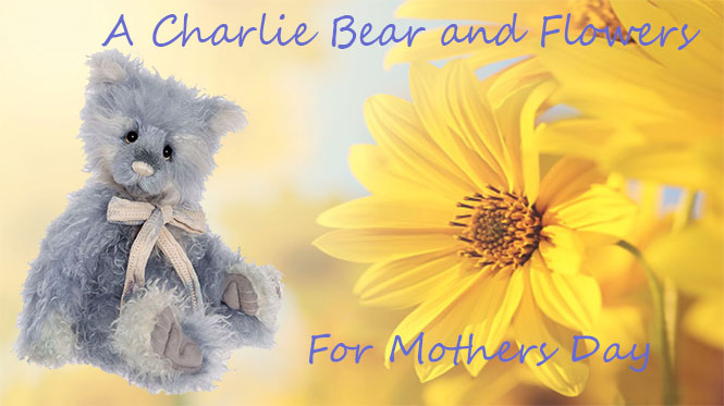 The Charlie Bears Collection at Curiosity Corner