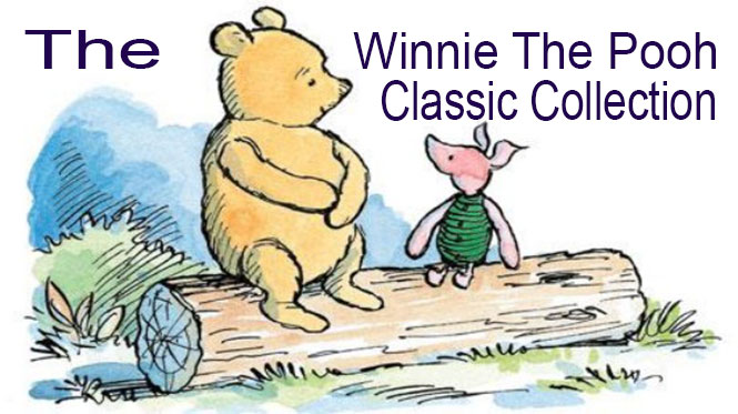 The New Winnie The Pooh Classic Collection at Curiosity Corner