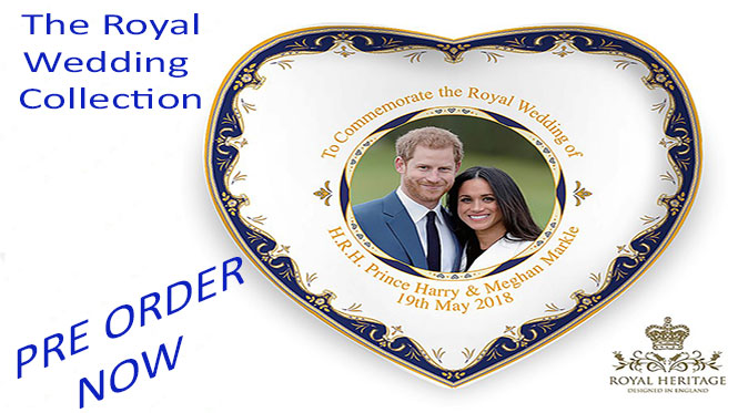 The Royal Wedding Collection at Curiosity Corner
