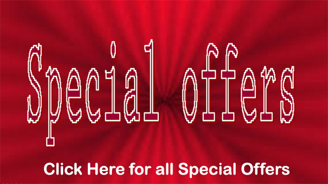 The Special Offers at Curiosity Corner