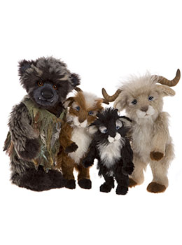 Charlie Bears Billy Goats and Gruff