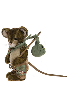 Charlie Bears Country Mouse Minimo