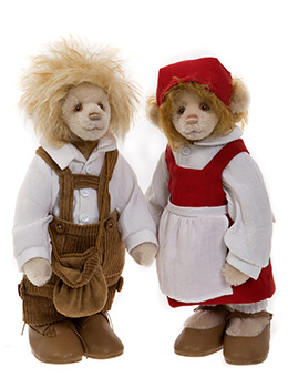 Charlie Bears Hansel and Gretel