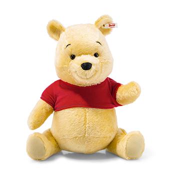 b546bf3b63c3 Steiff Winnie The Pooh Bear 50th anniversary - Steiff New Limited ...