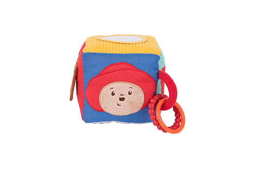 Paddington Bear Activity Cube