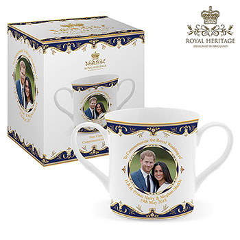 Royal Wedding China Love Cup