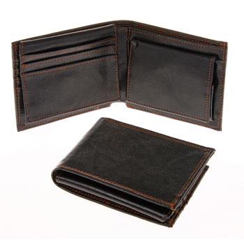 Wallet For Men in Black