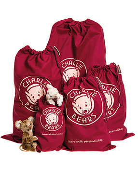 Charlie Bears Gift Bag Extra Large