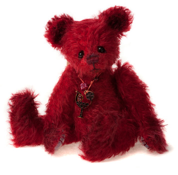 Charlie Bears Cherry