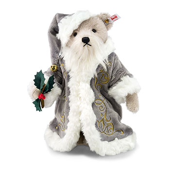 Steiff Christmas Teddy Bear Musical