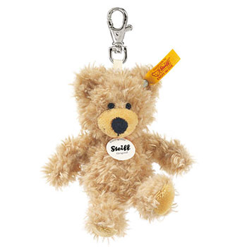 Steiff Keyring Charly Teddy Bear Beige