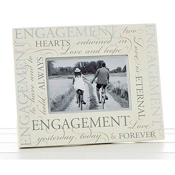 Script Memories Frame Engaged - Homewares ...