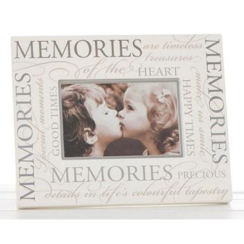 Script Memories Frame Memories - Homewares ...