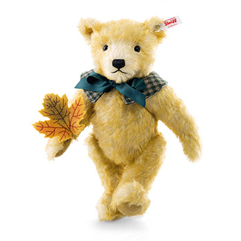 Steiff 2016 Club Bear Maple