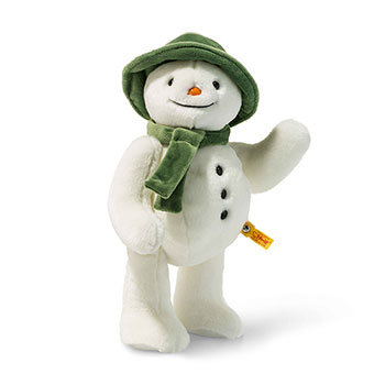 Steiff The Snowman Cuddly Large