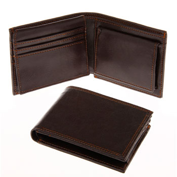 Wallet For Men In Brown
