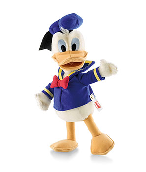 Steiff Donald Duck