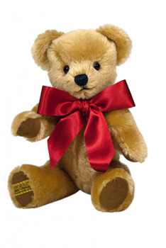 Merrythought London Gold Musical Bear