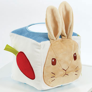 Peter Rabbit Activety Cube
