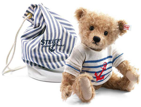 Steiff Will Teddy Bear