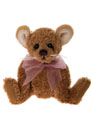 Charlie bears Cheesecloth Keyring