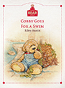 Alice Bear Shop Book Cobby Goes For A Swim