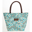 Daisy Waterproof Handbag Pale Blue