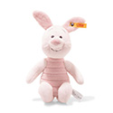 Steiff Disney Piglet with squeaker and Rustling