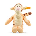 Steiff Disney Tigger with squeaker and Rustling