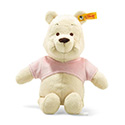 Steiff Disney Winnie The Pooh with squeaker and Rustling