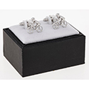 Mens Cyclist Cufflinks