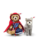 Steiff Little Red Riding Hood and The Wolf