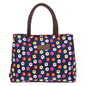 Flowerpower Waterproof Handbag Navy