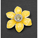 Brooch Radiant Daffodil Brooch