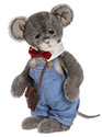 Charlie Bears Town Mouse Minimo