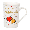 With Love Mug I Love You