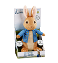 Peter Rabbit 42cm Talking Peter Rabbit Soft Toy