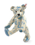 Steiff Signature Bear Blue
