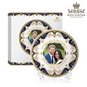 Royal Wedding China Plate 4 Inch
