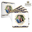 Royal Wedding Coaster Set