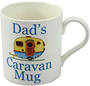 Boxed My Caravan Dad Mug
