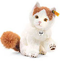 Steiff Niki Turkish Van Cat