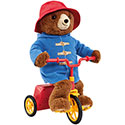 Paddington Bear Cycling Paddington