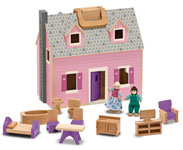 Melissa and Doug Fold and Go House