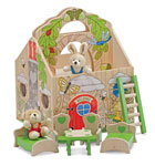 Melissa and Doug Fold and Go Tree House