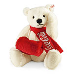 Steiff Coca Cola Polar Bear Christmas