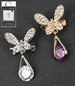 Brooch Butterfly Crystal Brooch